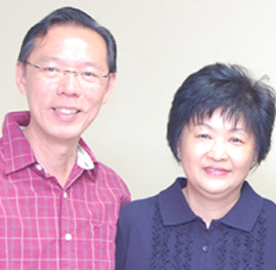 Chee Seng Yip & Hwa Pek (Sharon) Low