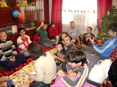 In 2008, Renat and Anya led small groups in a Central Asian church