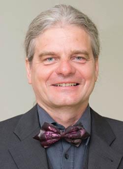 Dr. Volker Küster, Professor of Missiology and Comparative Religion, Johannes Gutenberg University, Mainz, Germany