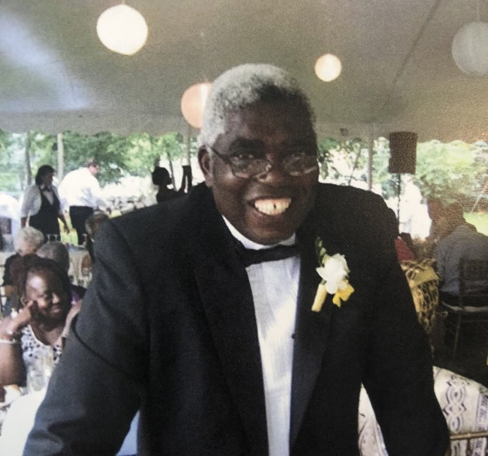 Rev. Dr. Seth O. Asare