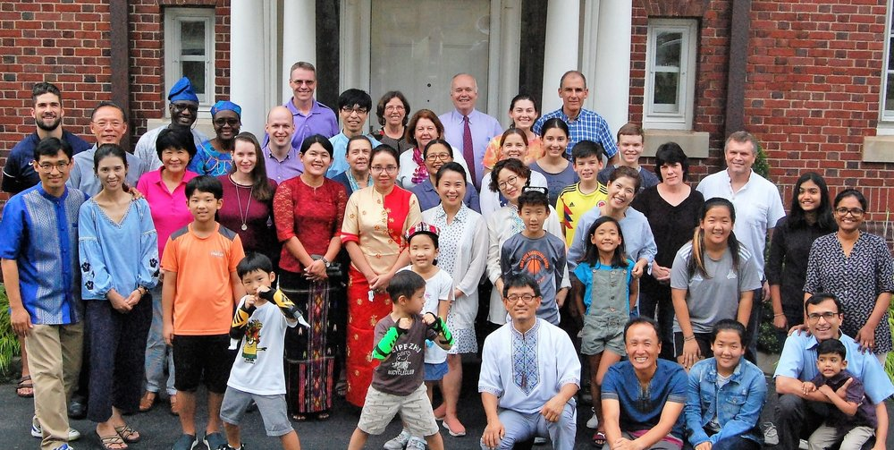 Overseas Ministries Study Center - We need your prayers and your support for our programs and ministries