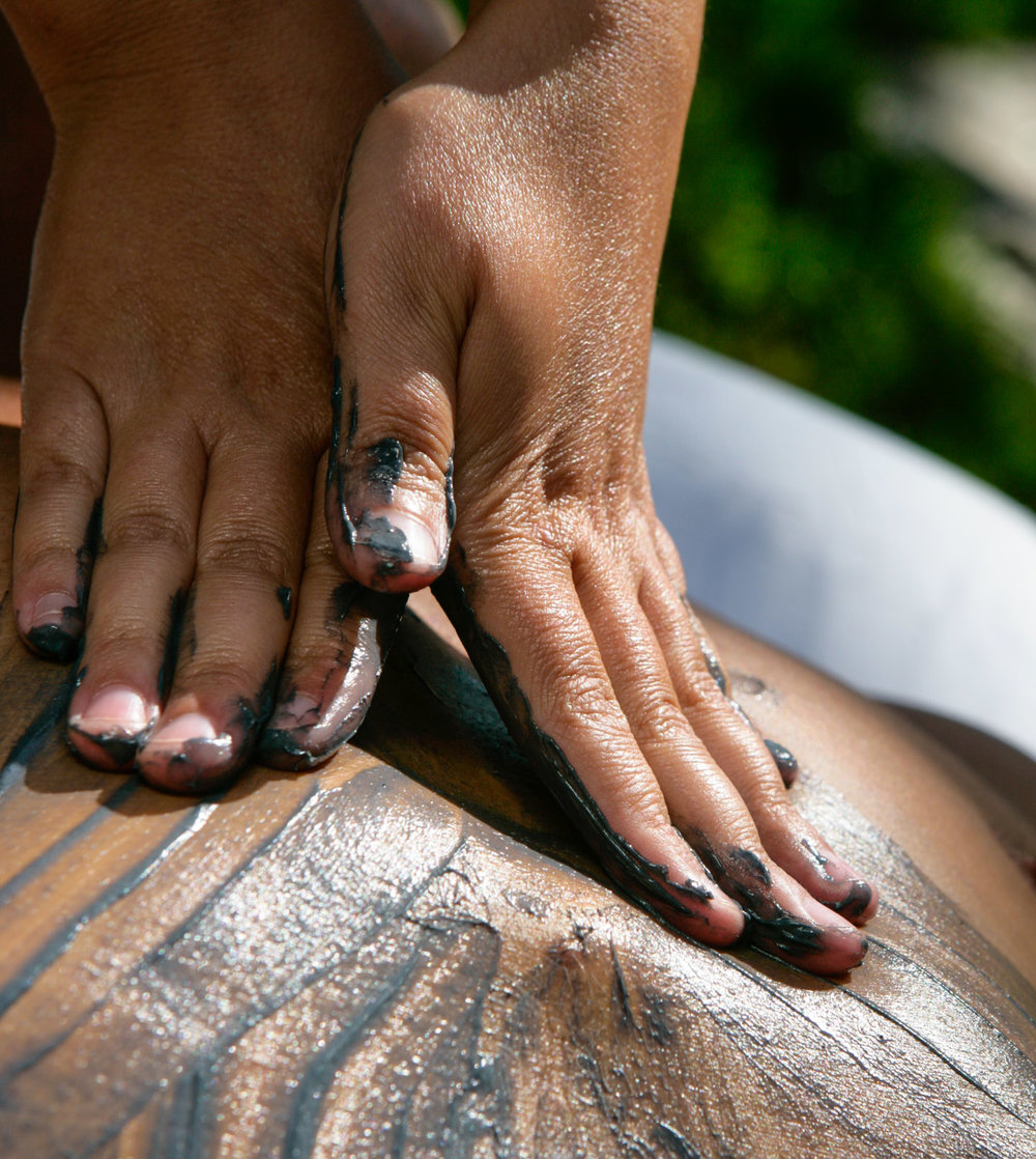 Massage & Mud Treatment