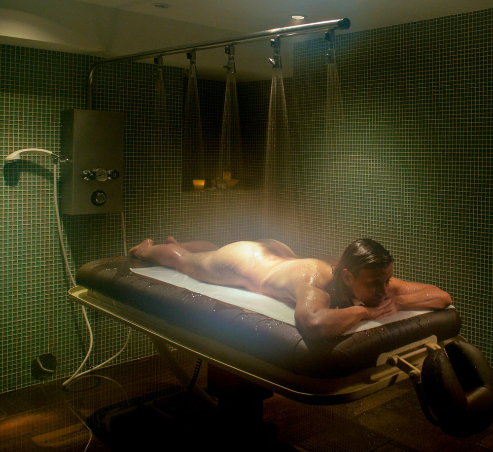 Spa Water Jet Therapy