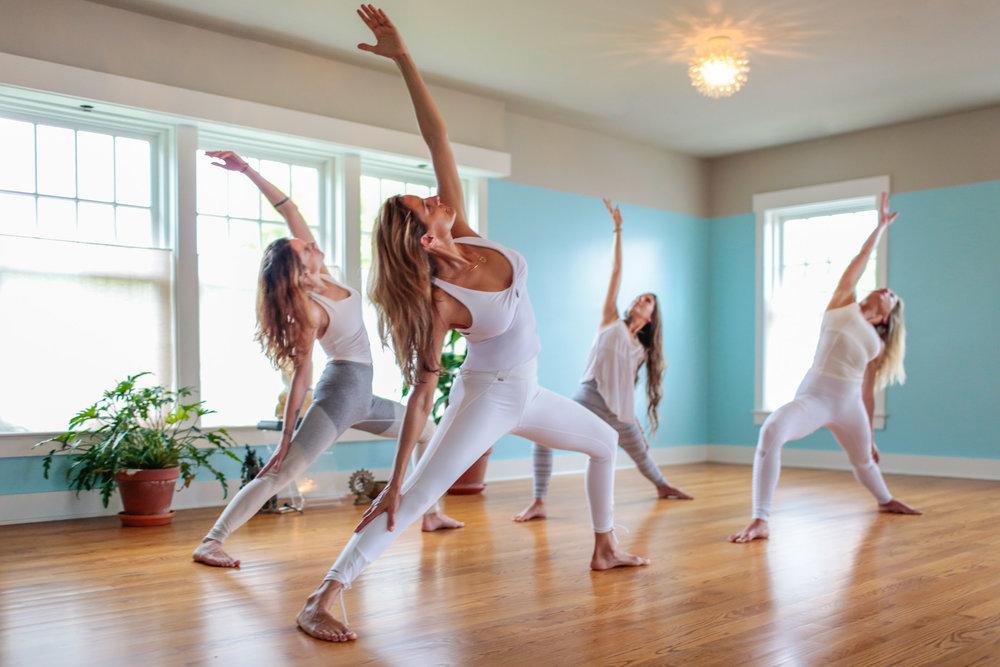 Yoga Studio Gentle Warriors