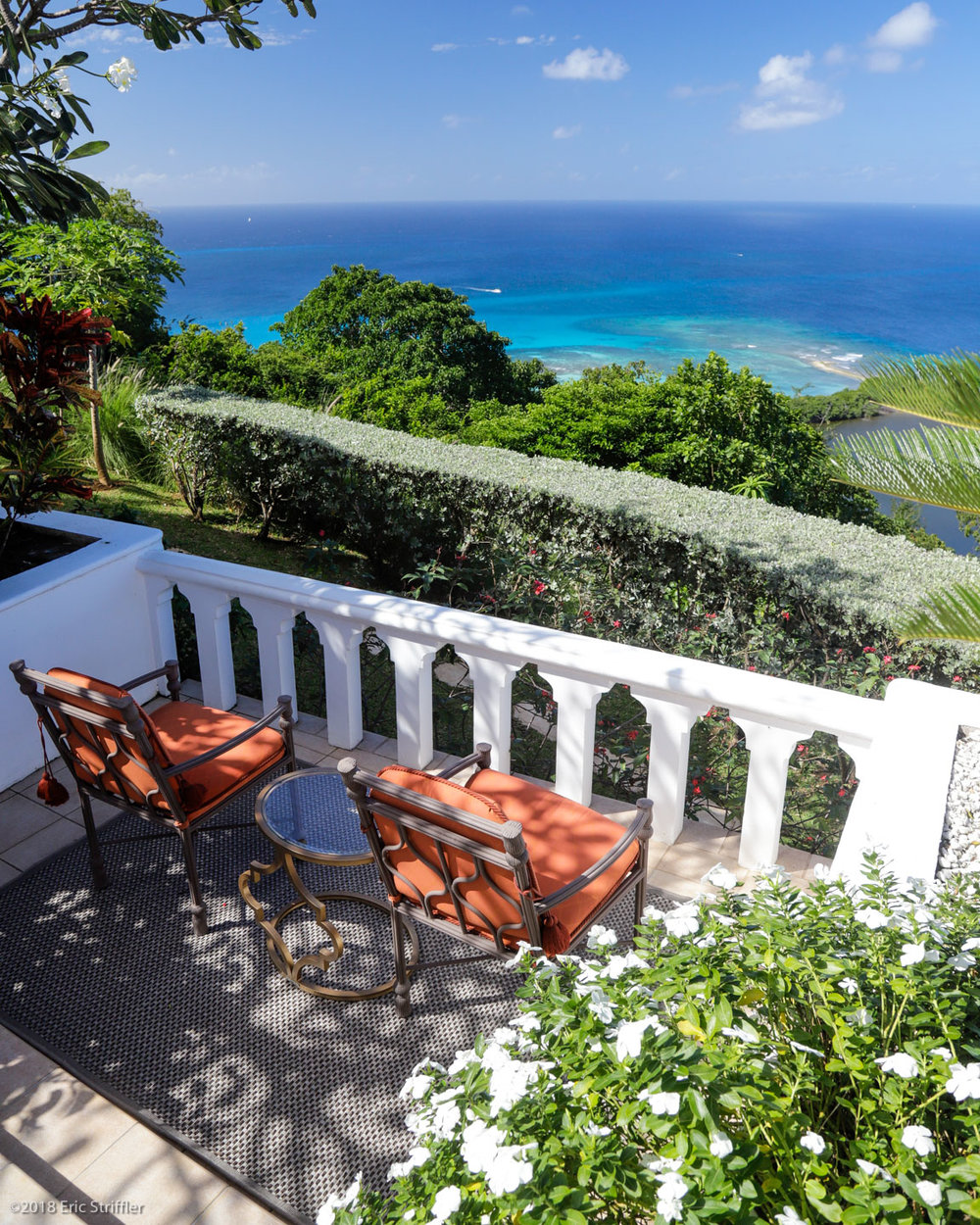 Toucan Hill luxury villa in Mustique (Caribbean)