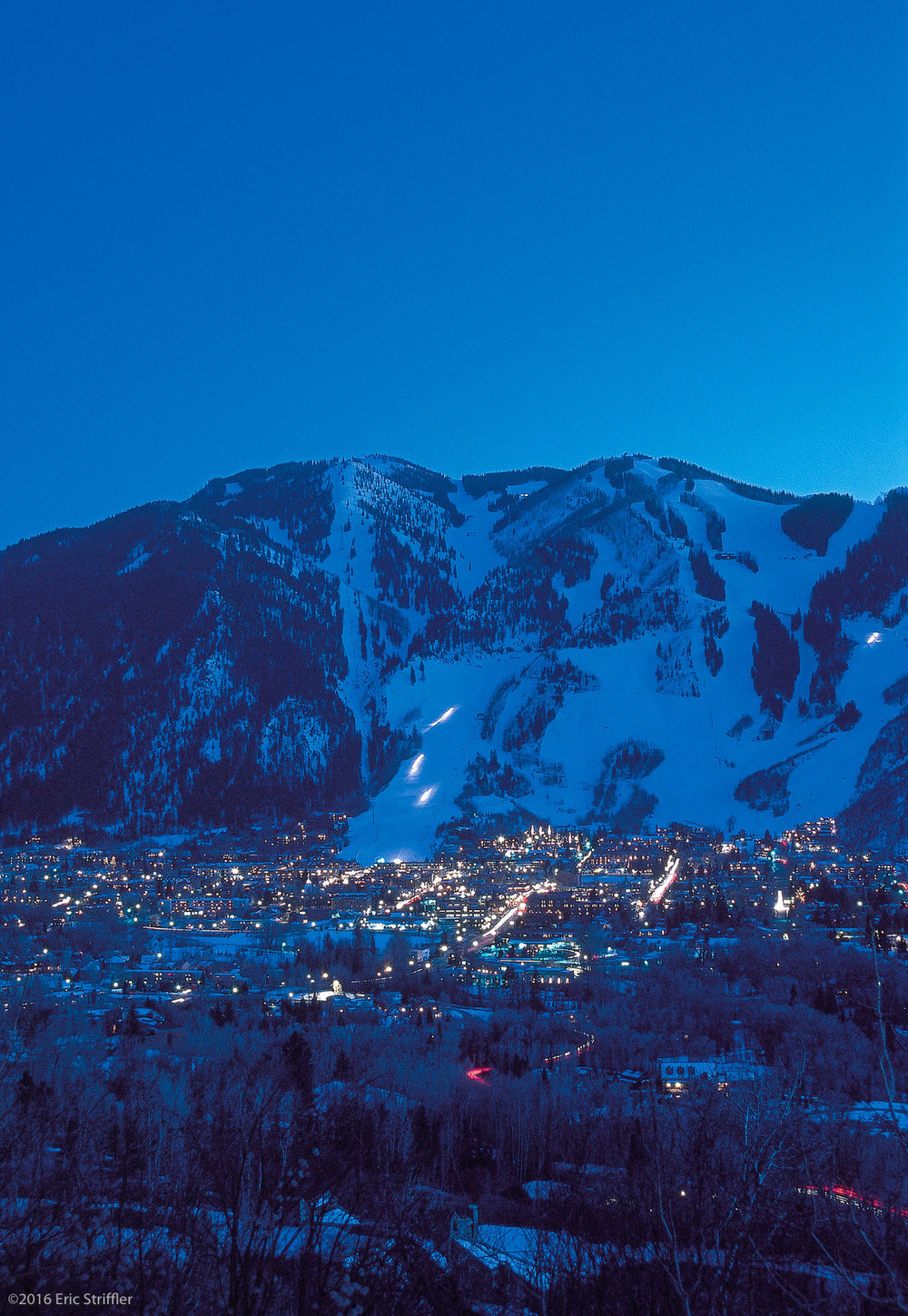 Aspen Mountain, Colorado