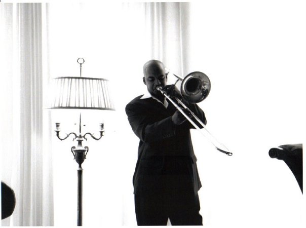 - Stafford Agee - Rebirth Brass Band (Custom Trombone)