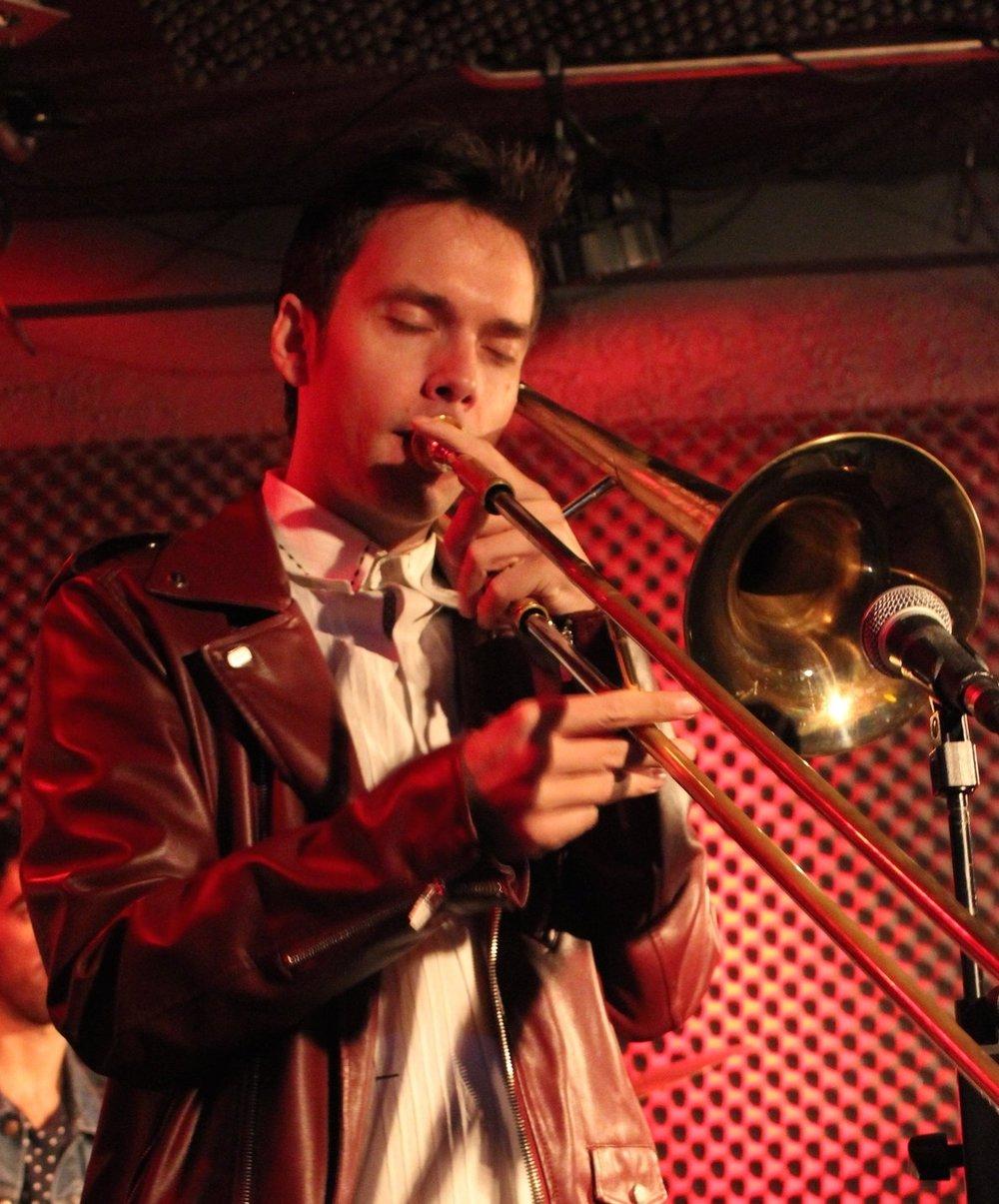 - Paul Nowell aka Paul the Trombonist- Seth MacFarlane Big Band