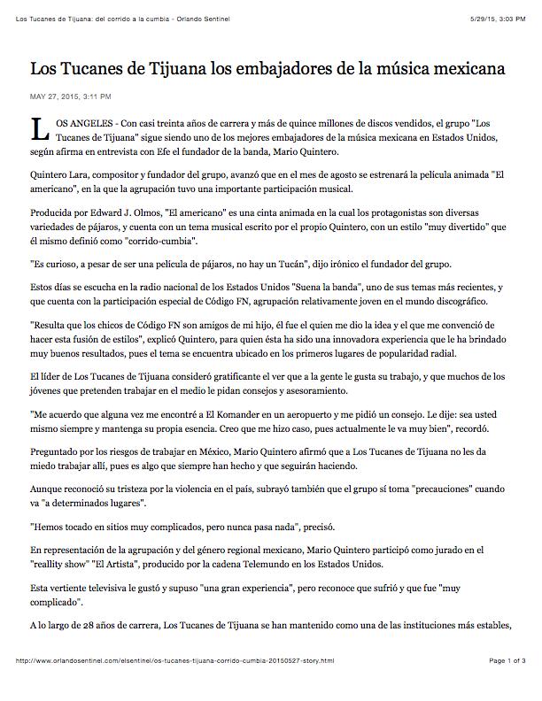 Los Tucanes de Tijuana: del corrido a la cumbia - Orlando Sentinel-2.png