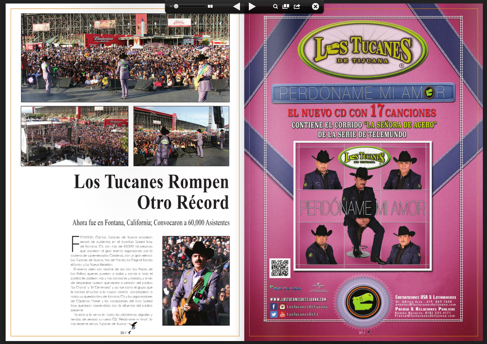 Triunfo-Tucanes Rompe record en Fontana Ca-2014.png
