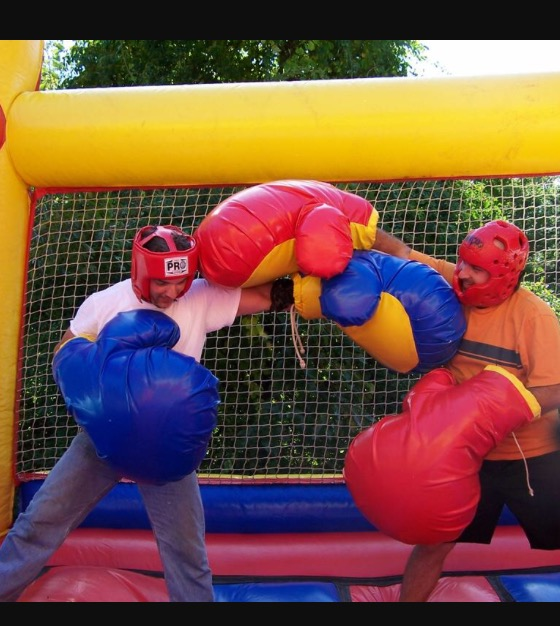 Bouncy Boxing15x15x10250.00 -