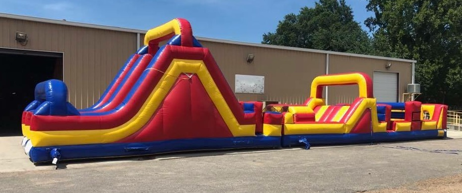 68' ObstacleCourse 68x12x16750.00 -