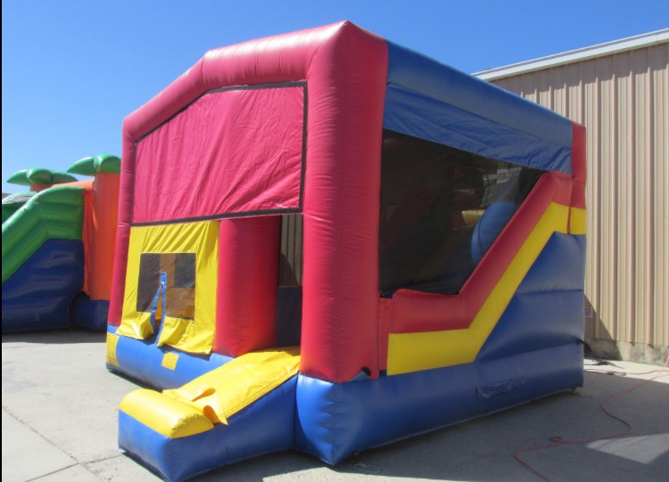Primary Bounce Houseand Slide18x15x15250.00 -