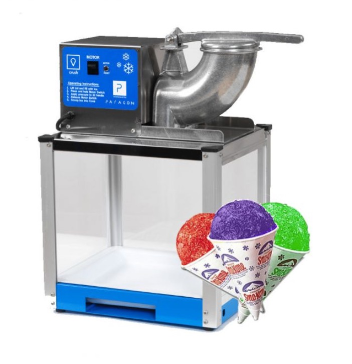 Sno KoneMachine45.00 - Supplies for 50 Sno-kones 15.00