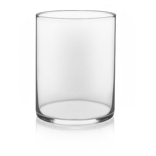 Glass Vase - Let your floral arrangement be the focal point by selecting a simple glass vase. For our autumn brunch we selected an assortment of vases of all different shapes and sizes.