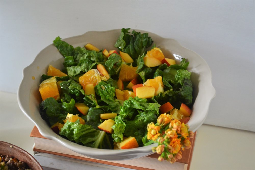 Eating Seasonally Summer - Making Room for Peace 15.JPG
