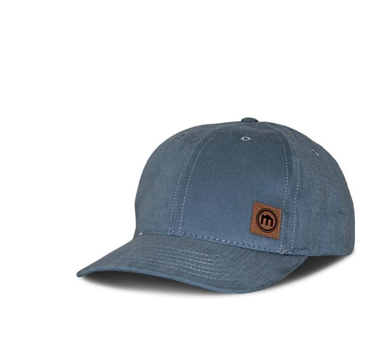 Miscoots Cool River Cause Hat - The Cause Cap continues Miscoots Outfitter's mission to employ the transitioning homeless and make the best-made products possible.
