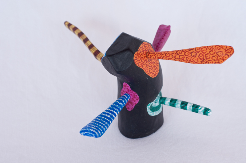 Alebrije Asseblage (Body-part rescue), 2009