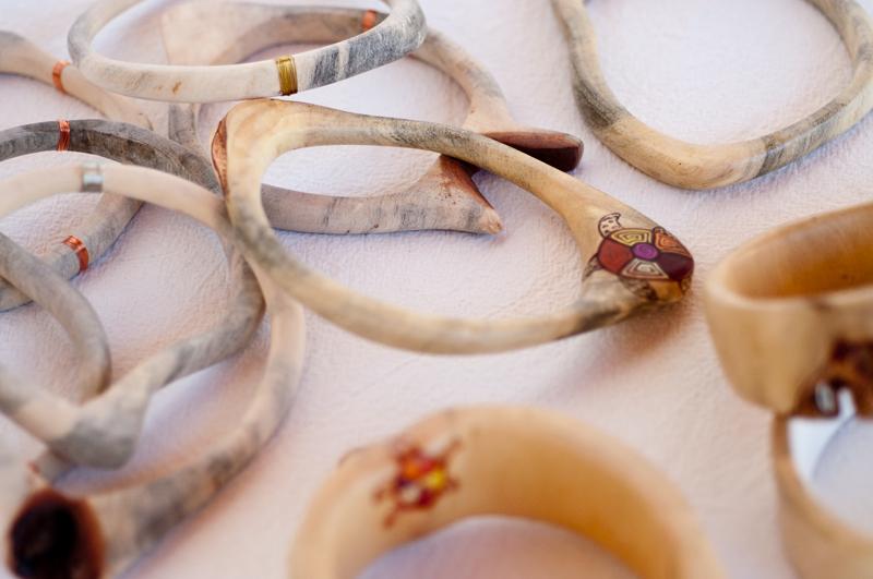 Copal Bracelets, 2009