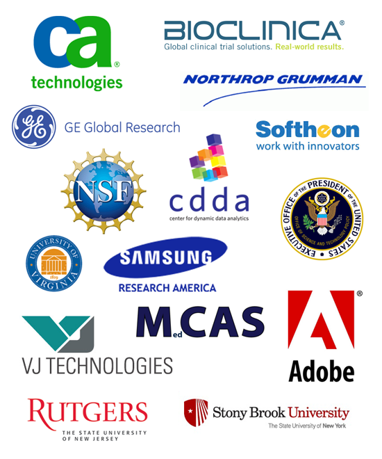 Logos featured in this logo collage represent several partners and sponsors of the CDDA. All logos are property of their respective owners. Presence, position or size in the collage does not reflect center membership, specific significance or specific contribution to the CDDA.