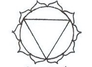 Yellow - Solar plexus, third chakra: Symbolizes mental activities, intellect, personal power, will.