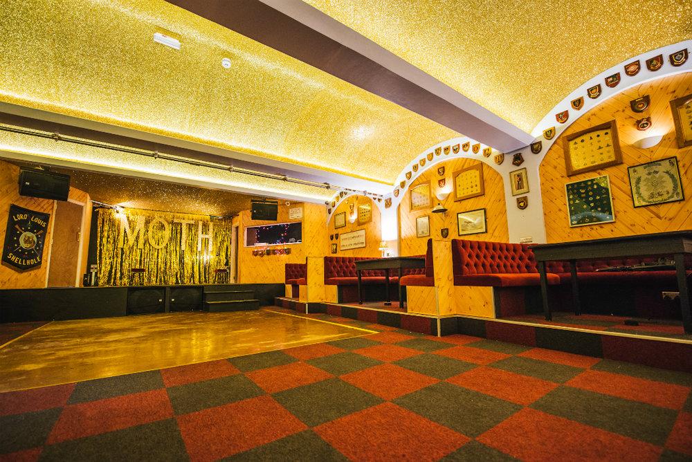 moth club -