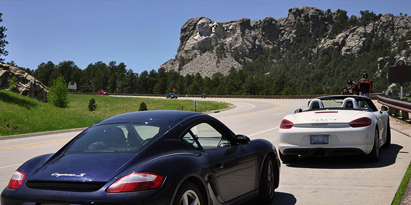 Iron Mountain Road paves the way to Mt Rushmore