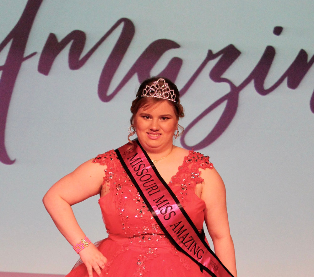 Missouri Miss Amazing Miss  |  Sophia Annunziato   Click to read more about Sophia!