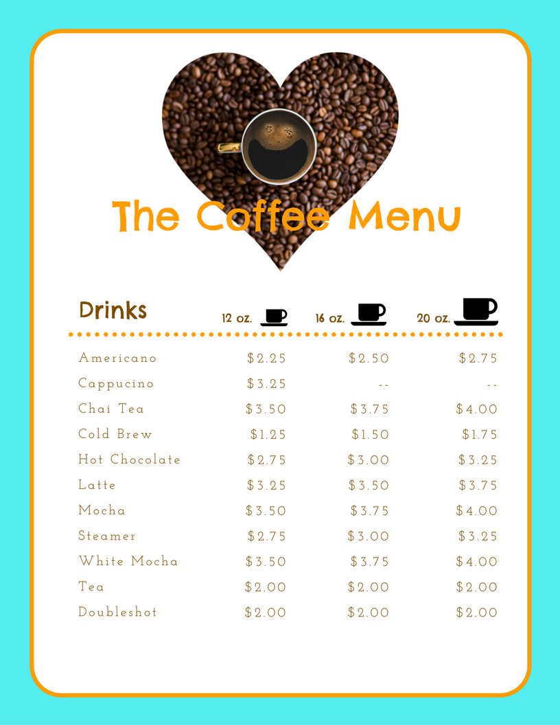the-dirty-dozen-donut-shop-helena-coffee-menu