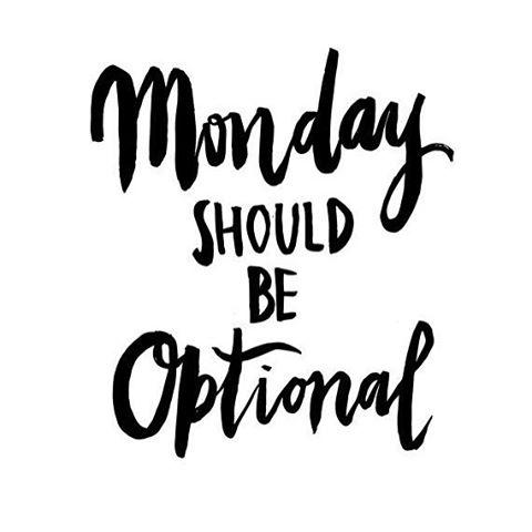 😩☕️ need my morning coffee to start the week! #happymonday