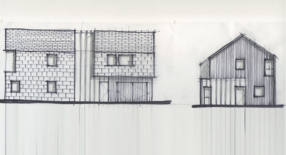 Kelsall Architects design sketch