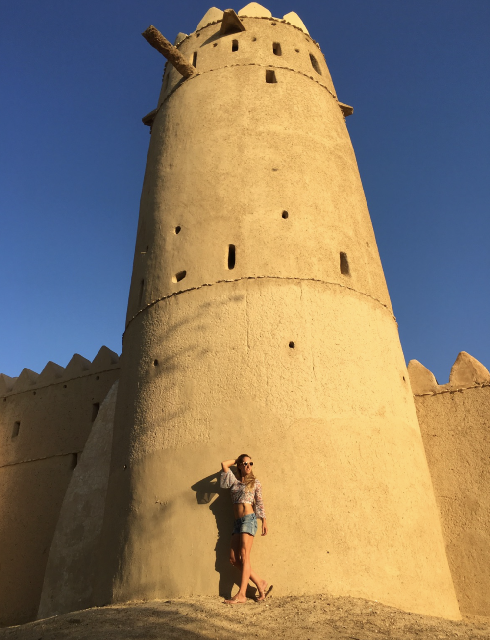The forts of Al Ain are a popular tourist attraction
