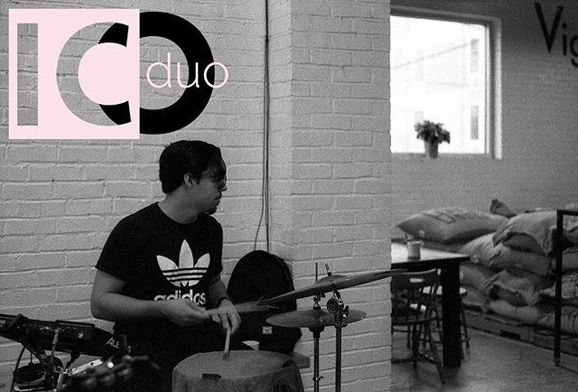 You know the deal ✌🏽 4-6 // @vigilantecoffee // 3.17 #ICOduo 📷 @markantico  ICO logo @aubreydunndunn