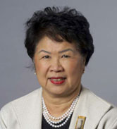Martha Wong  Class III, Former Texas State Representative District 134
