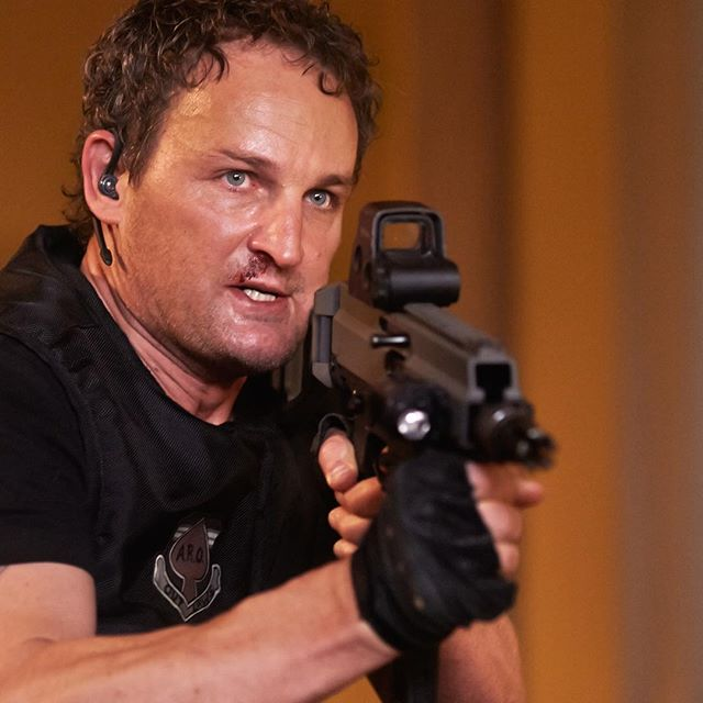Happy Birthday to the talented #jasonclarke!! Miss working with you on #whitehousedown!!