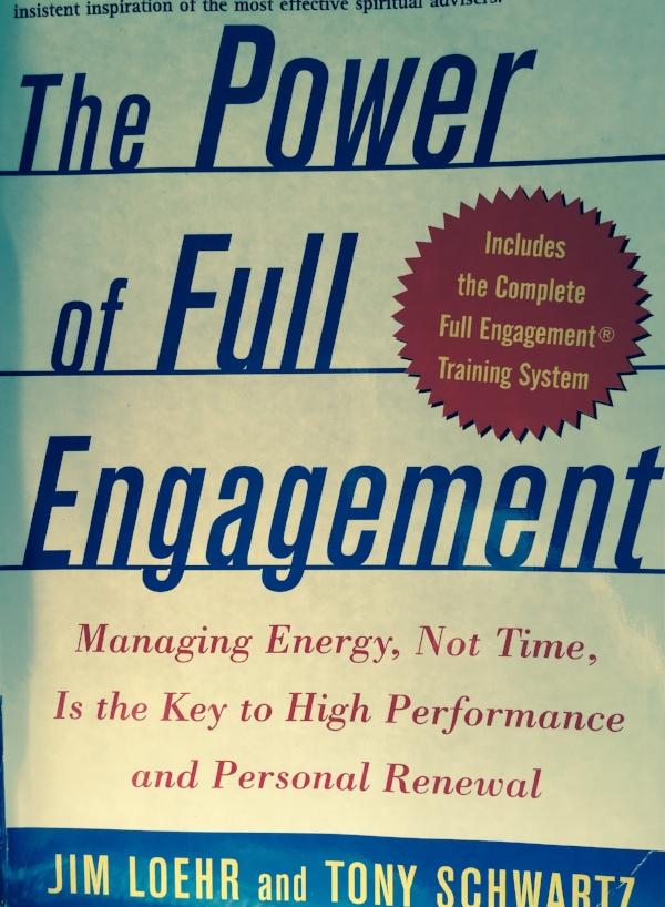 Managing Energy Pure Forme Training