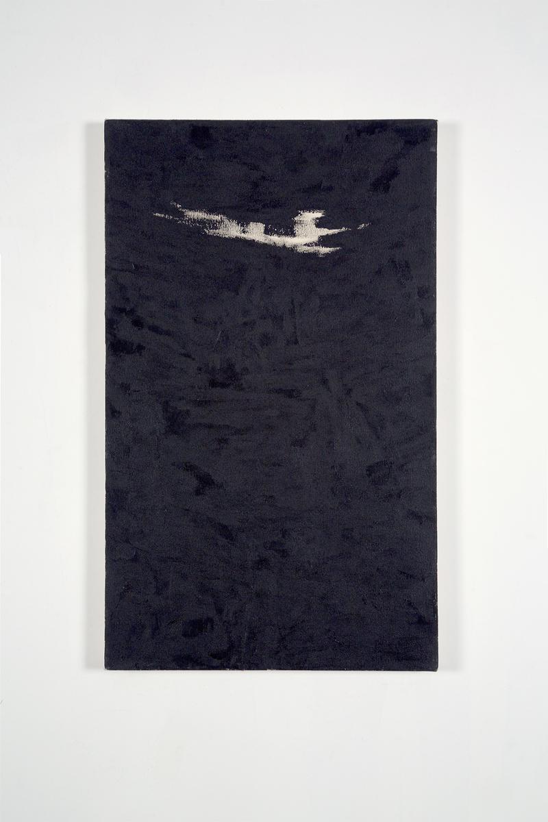 """""""Griffin"""", 2013, acrylic on canvas, 24 x 14"""""""
