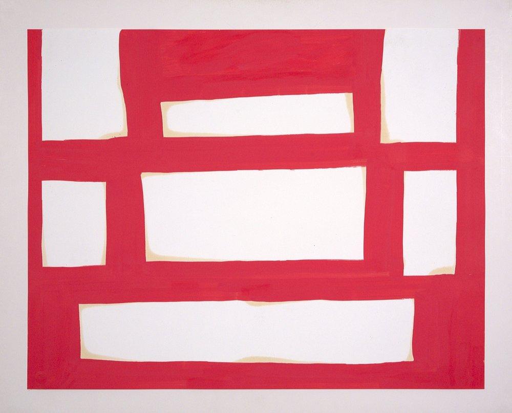 """ut, 2010, oil on paper, 23 x 29"""""""