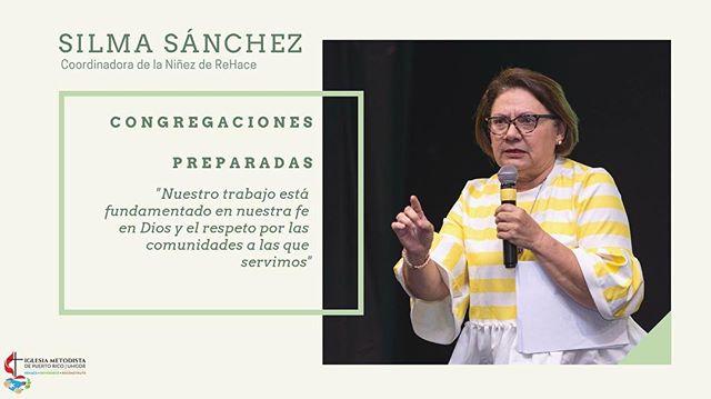"""Nuestra Coordinadora de la Niñez, Silma Sánchez nos habló el pasado 23 de febrero en nuestro taller Conectados: Iglesia y Comunidad, de las congregaciones preparadas. . """"Uno de los recursos más valiosos es el componente humano; personas que brindan servicios invaluables y apoyan directamente a los sobrevivientes hasta que alcanzan sus objetivos de recuperación"""" . 787 765 3105 I 787 765 3120 I 787 765 3195 . . . . . . . . .  #rehace #corazondeservicio"""