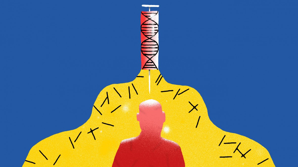 A Year After Approval, Gene-Therapy Cure Gets Its First Customer  Illustration by Daniel Zender