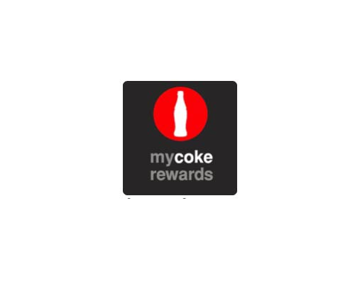 My Coke Reward points