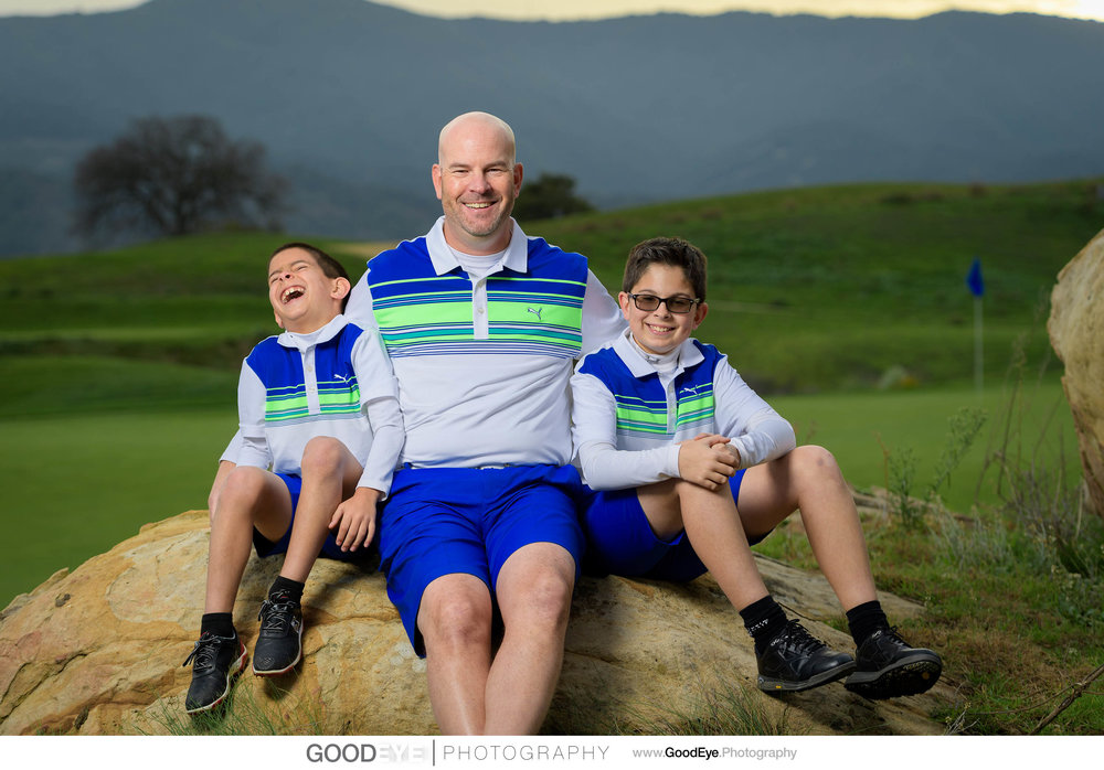 Boulder Ridge San Jose Family Photos
