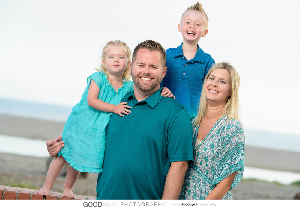 Seacliff Beach / Rio Del Mar Family Photography - Photos by Bay
