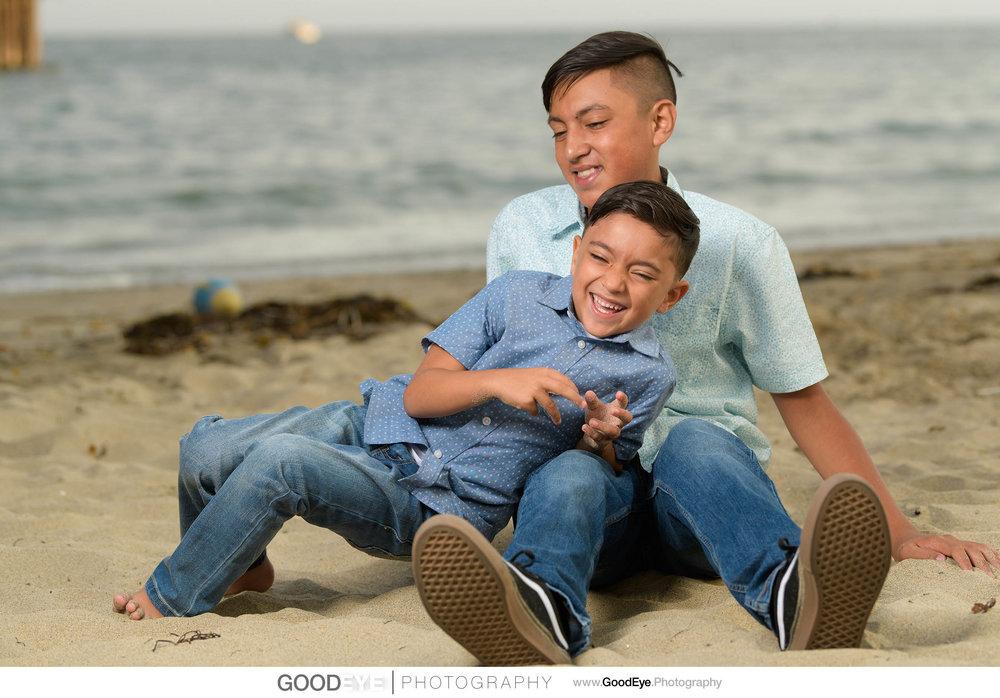 Capitola Beach Family Photos - by Bay Area Portrait Photographer