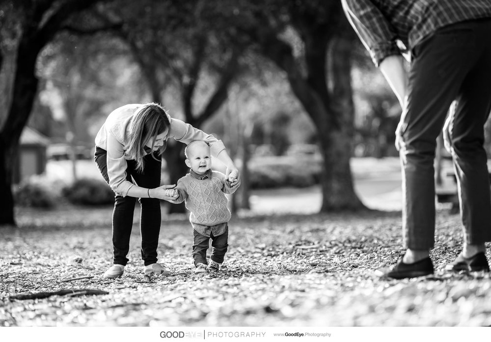 Los Gatos Vasona Park Family Photos - by Bay Area portrait photo