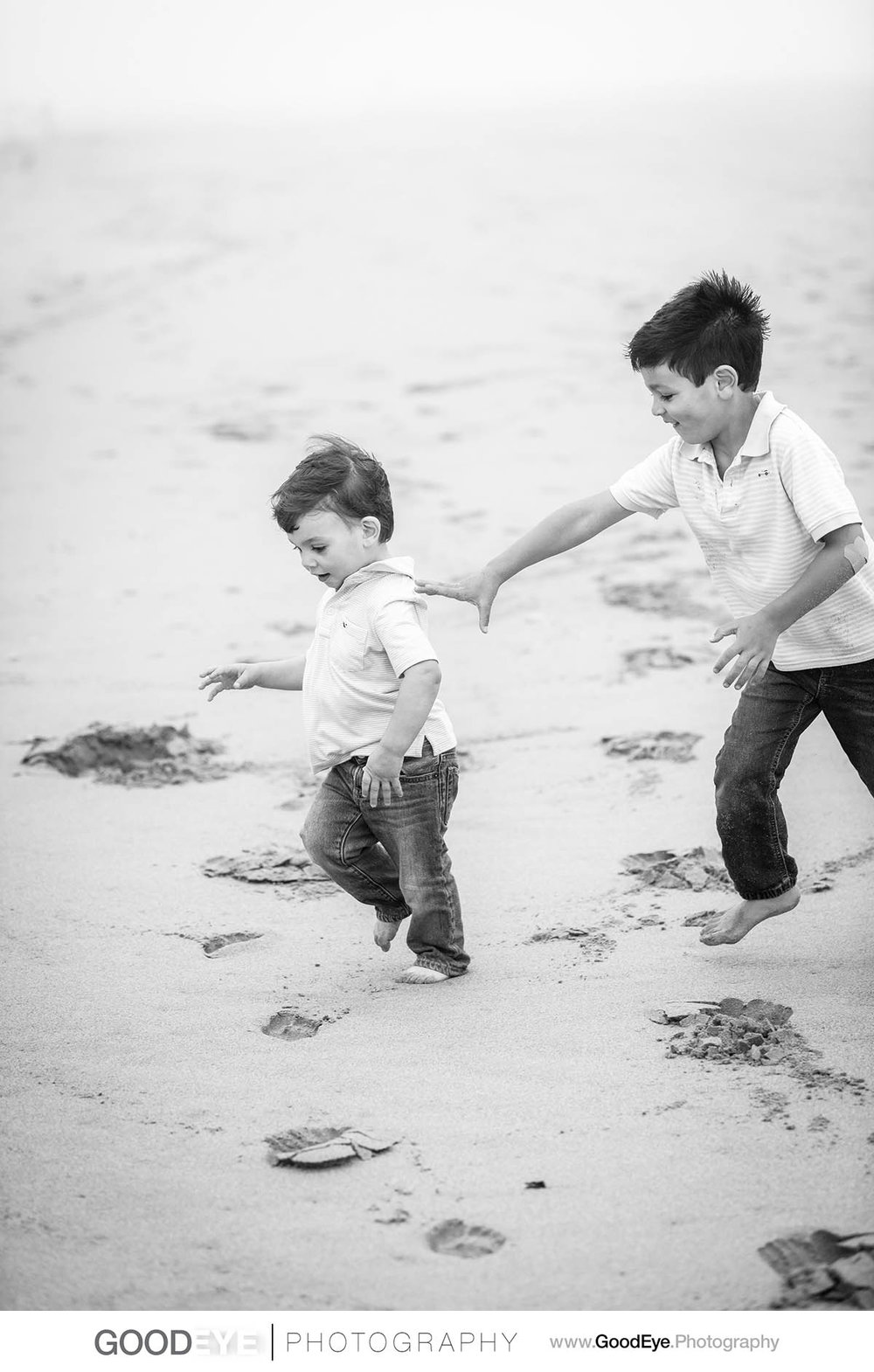 Pajaro Dunes Watsonville Family Portrait Photography - by Bay Ar