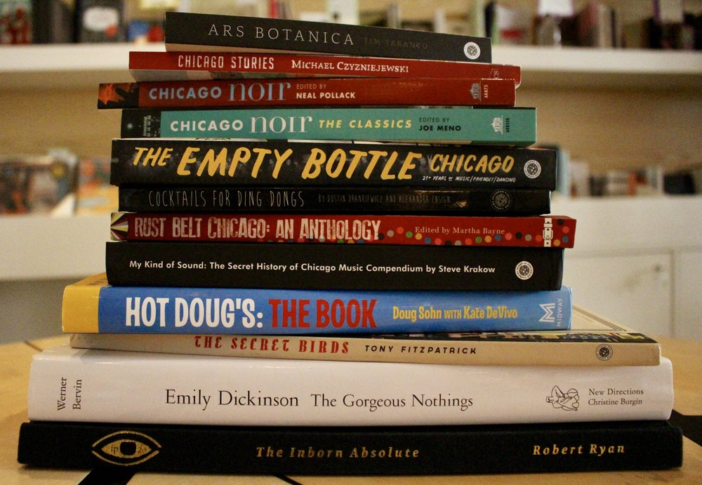News — Curbside Books & Records