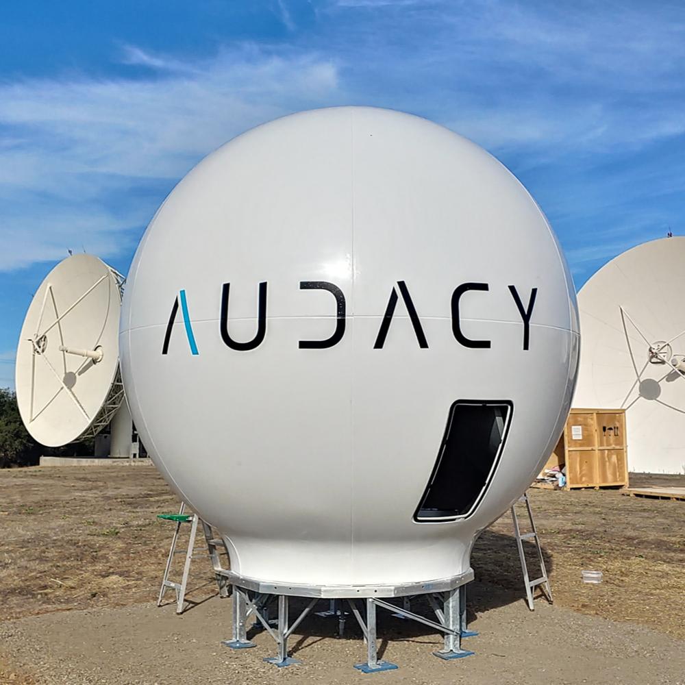 Audacy 2.4m Antenna