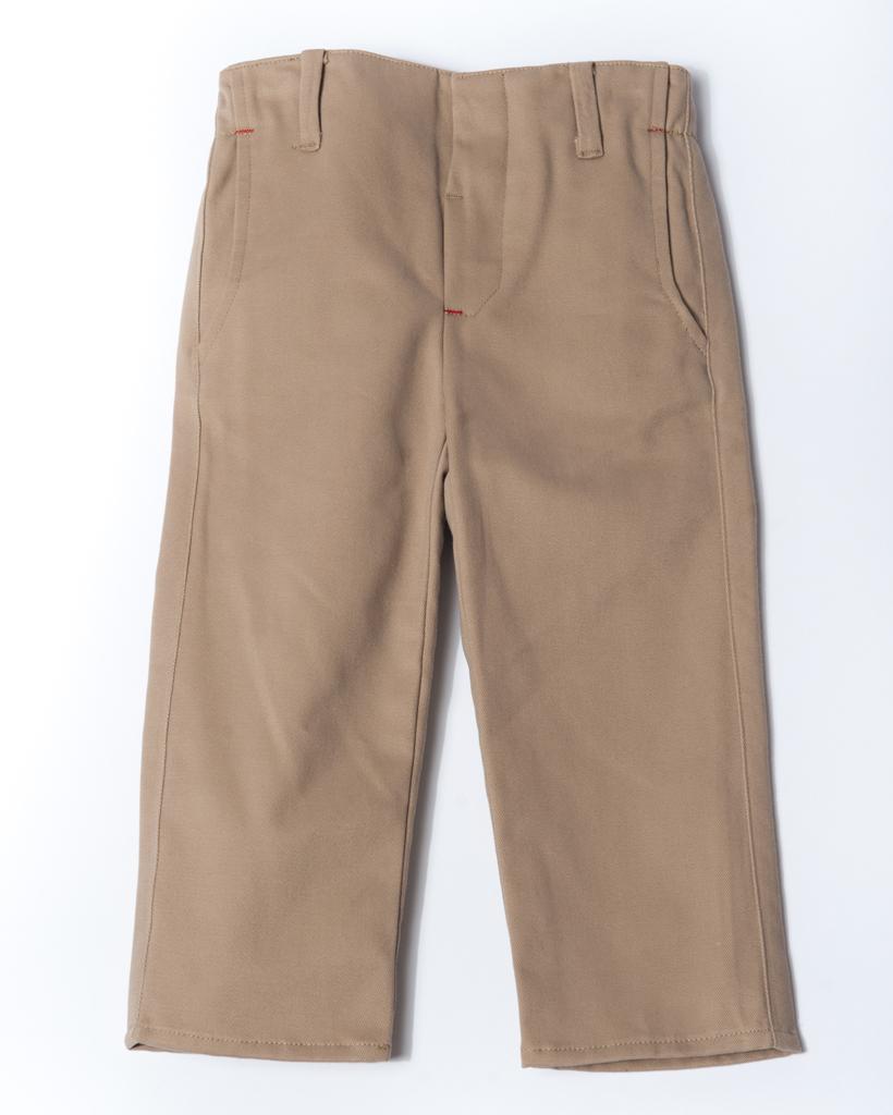 Trouser Slim_ Khaki Twill Front.jpg