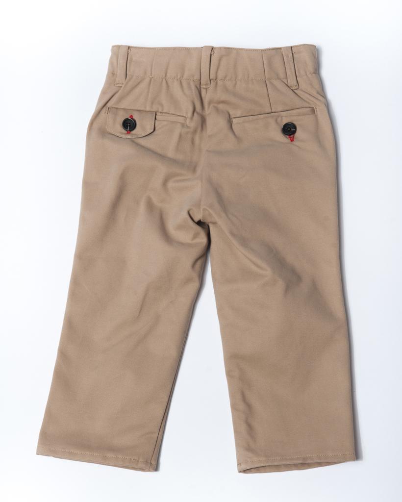 Trouser Slim_ Khaki Twill Back.jpg